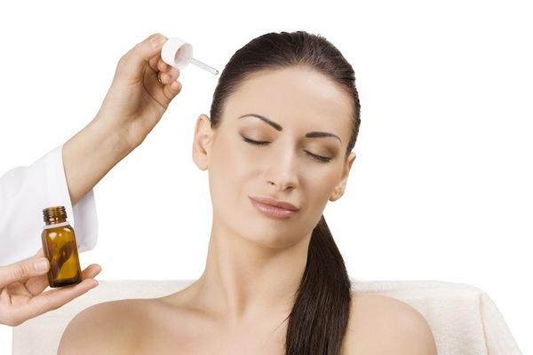 Лечение выпадения волос в косметическом салоне