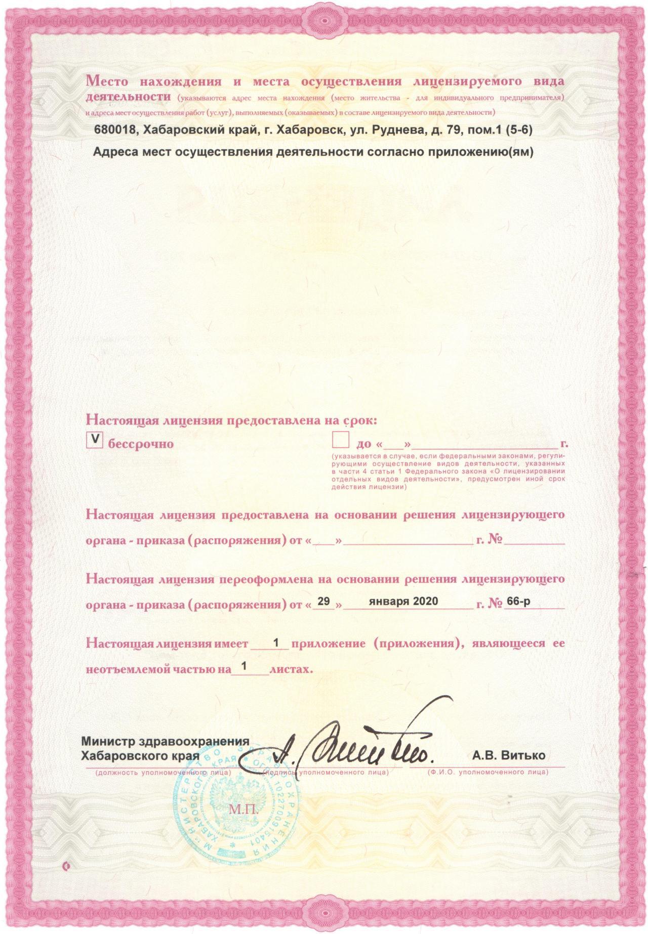 лицензии микрозаймов