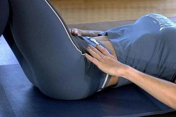 Упражнения для мышц тазового дна
