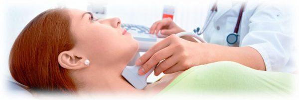 Когда необходимо делать УЗИ щитовидной железы