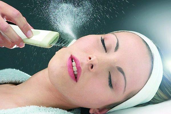 Ультразвуковая чистка лица: улучшаем состояние кожи