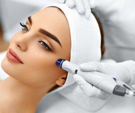 Очищение кожи при помощи лазера